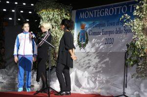 ALIJA MUSTAFINA AL GRAN GALA' DELLE STELLE